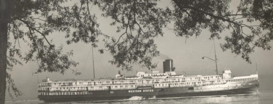 D&C Steamer Western States